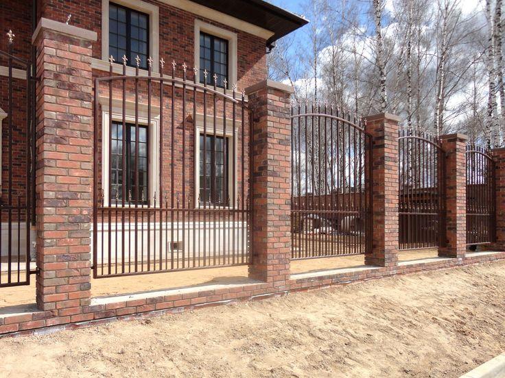 Заборы металлические: http://www.metal-made.ru/catalog/fence/  #Забор #ковка #ограждение #forging #kovka на #Metalmade