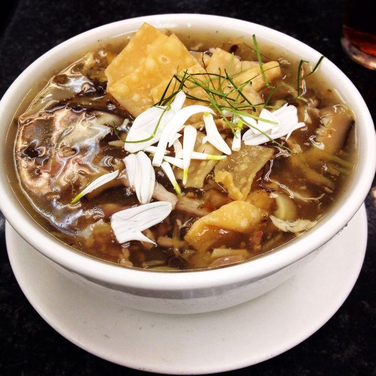 hongkong .蛇スープ、うまし!