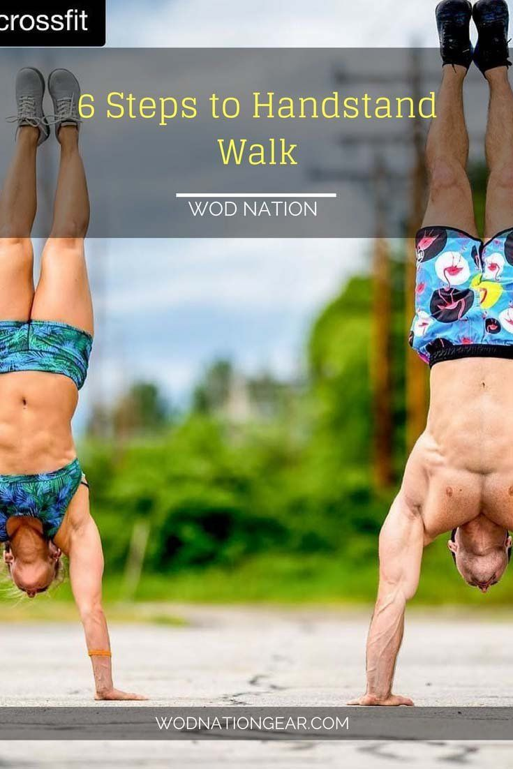 6 Steps to Handstand Walk