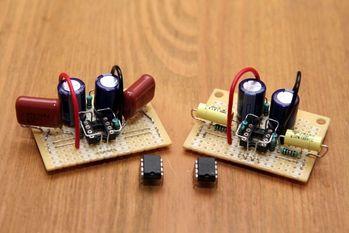 cmoy amplifier circuit
