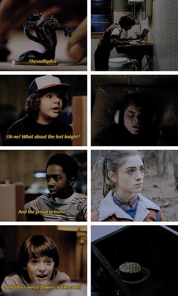 """Este possível prenúncio da 2ª temporada no fim do 8º episódio.   22 coisas que todo mundo apaixonado por """"Stranger Things"""" vai amar"""