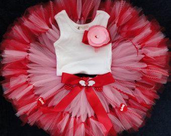 Baby Mädchen Geburtstag Tutu Kleid 1st Birthday von StrawberrieRose