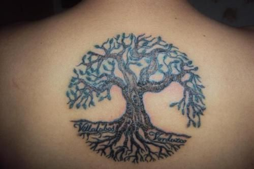 7984 arbol de la vida stilo celta 500 333 for 333 tattoo meaning