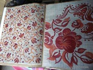Soierie textile lyon Canut Broderie Tissage mise carte