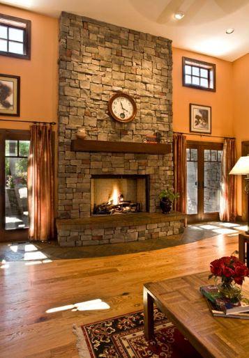 17 best images about pumpkin orange paint colors on for Best granite colors for living room