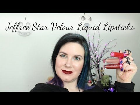 Jeffree Star Velour Liquid Lipsticks Review | Phyrra - Beauty for the Bold