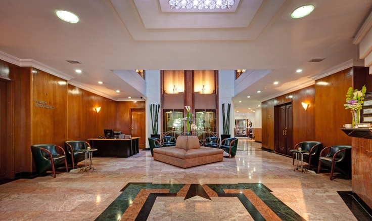 Lobby @ Lancaster House Suites in #Colombia http://www.lancasterhouse.com.co/