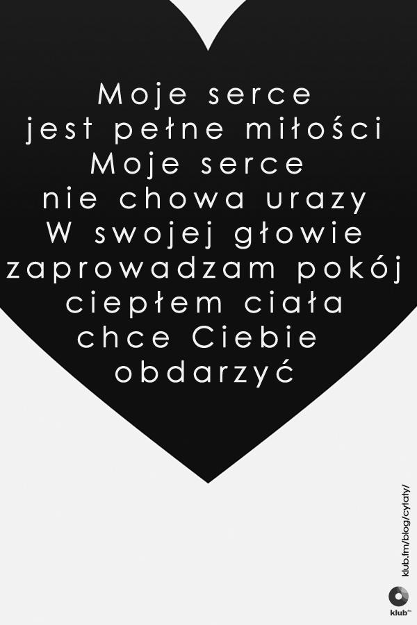 Marika - Moje Serce - cytaty muzyczne klub.fm