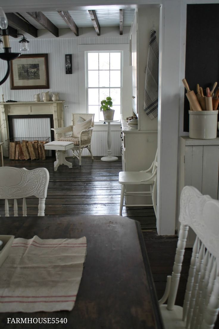 Vintage Farmhouse Living Room Makeover ! By Farmhouse 5540