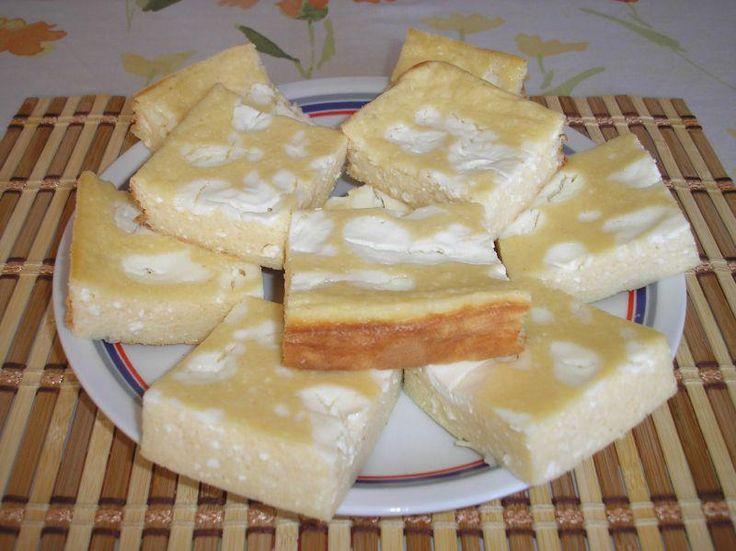 Ez egy gyors túrós süti, amit nagyon egyszerű elkészíteni. Alig félóra alatt elkészül, isteni finom, és az egész család szereti! Hozzávalók 3 tojás, 5 ek. cukor, 1/4 kg túró, 2 kis kefir, 2 dl tejföl, 5 ek. liszt, 2 ek. búzadara, 2 ek....