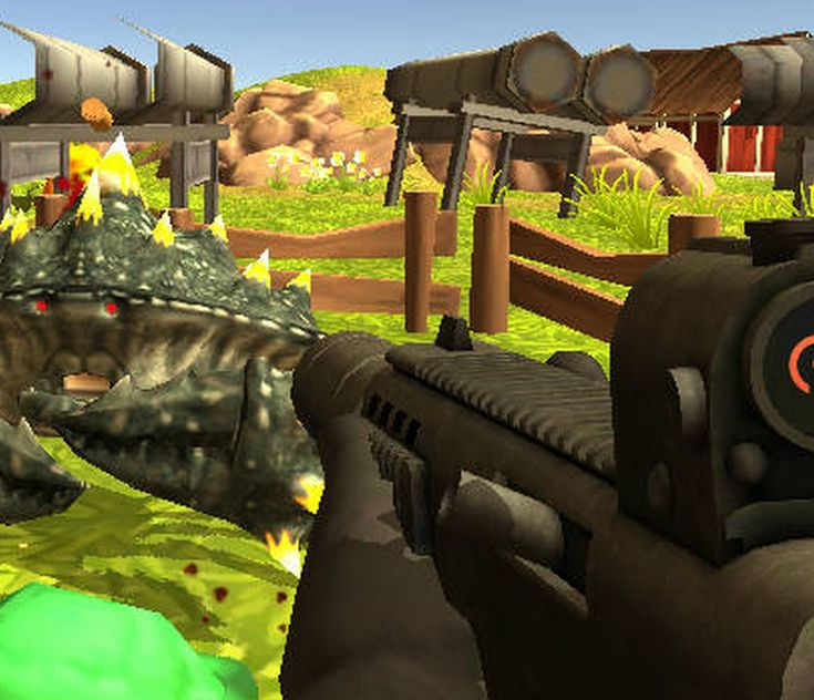 Have You Ever Played  Monster Shooting a new intense 3D first person action shooter game where you will be shooting scary monsters. Single-player mode is full of nasty creatures, just press the play button and see yourself! Ppick from arsenal of weapons – army knife, chainsaw, RPG, sniper gun, m4 rifle,... game?