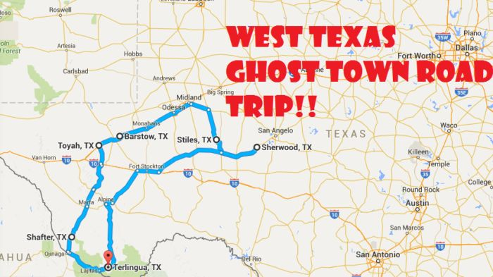 ghost towns in Texas, way more that this here but this is a start.