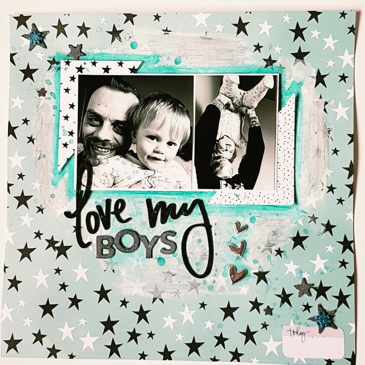 Layout using the December 2015 Hip Kit.