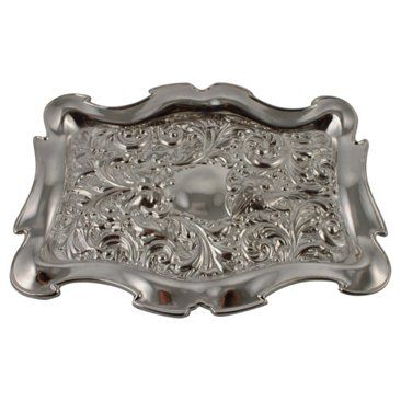 Check out this item at One Kings Lane! Chased Pin Tray
