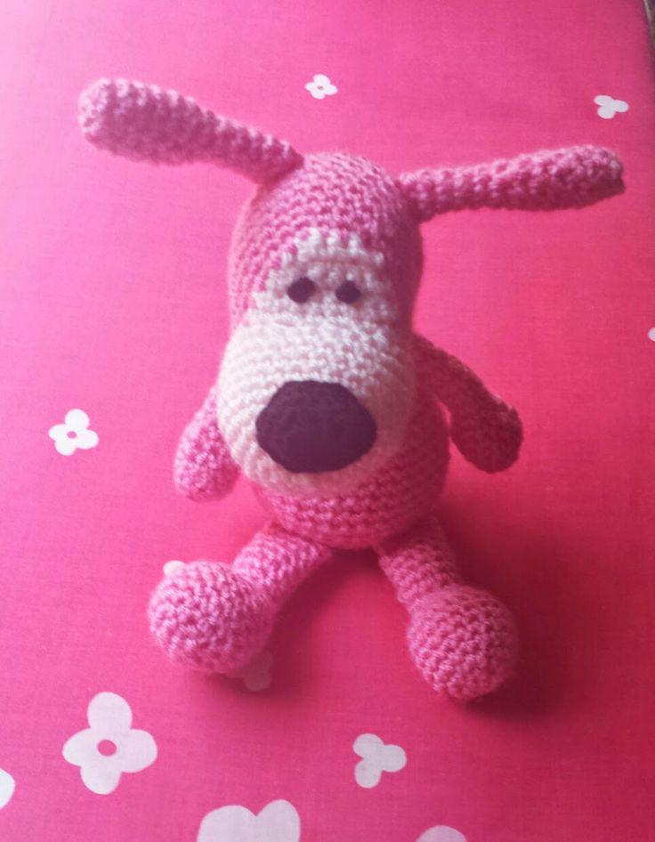 Boofle Knitting Pattern : Free Boofle Inspired Crochet Pattern boofle Pinterest Pink, Crochet and...