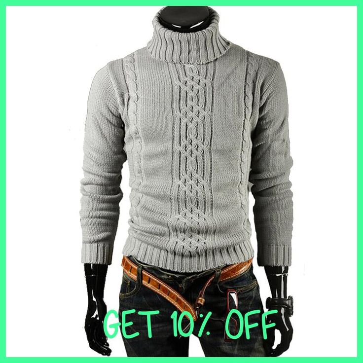 Male Sweater Pullover Men 2017 Male Brand Casual Slim Sweaters Men Solid High Lapel Jacquard Hedging Men'S Sweater XXL STAA