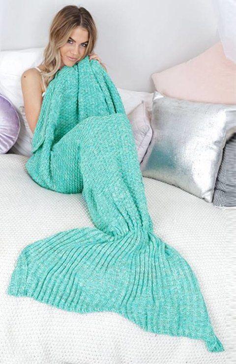 Cobertor Sereia - Ref.001