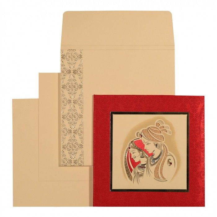 10 Most Sizzling Wedding Invitations that will
