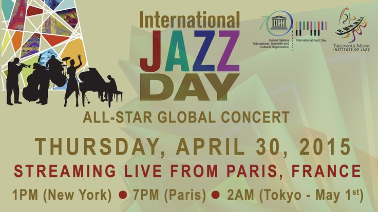 International Jazz Day All-Star Global Concert - Live from Paris