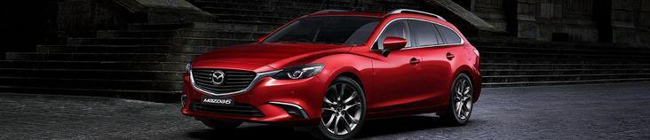 Mazda 6 Wagon models - http://autotras.com