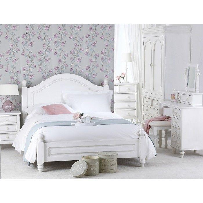 Bed Frame:King Size Shabby Chic Bed Frame White Shabby Chic King Size Shabby Chic Bed Frame