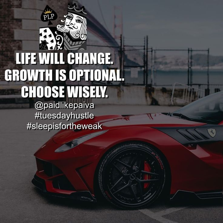 Life will change. Growth is optional. Choose wisely. #paidlikepaiva  Whatcha say  or ? Leave a comment   Ever wondered how to become succesful working…