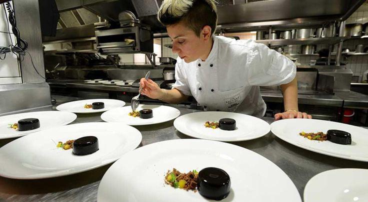 Sparkling Desserts Down Under: Chef Anna Polyviou's Creations