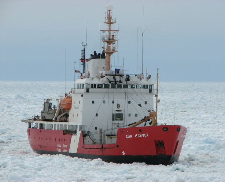 Safety notice for icebreaking in Clarenville area - Local - The Packet
