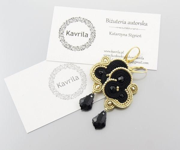 by Kavrila  #sutasz #soutache #kavrila