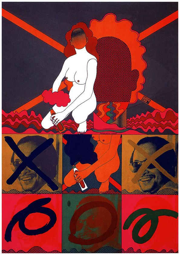 jaanese psychedelic posters - Google Search
