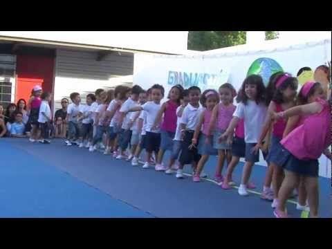 AARON, BAILE DE FIN DE CURSO 2012 - YouTube