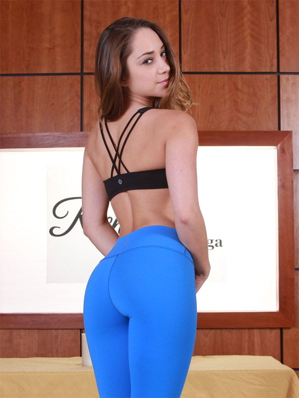 Remy lacroix yoga pants can
