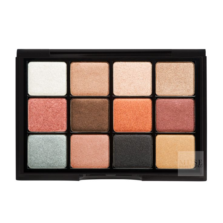 Shop Viseart Eyeshadow Palette:05 SULTRY MUSE | Professional Eye Makeup | Muse Beauty.Pro