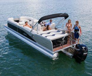 Ski Tow Bar For Pontoon Boats Avalon Pontoon Boat