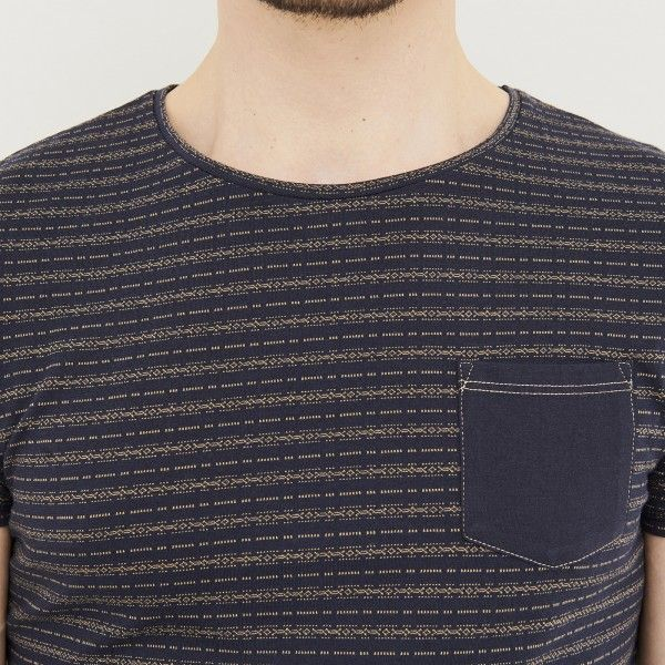 Tee shirt manches courte homme casual - image 3