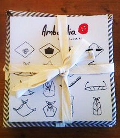 Ambatalia Furoshiki cloth
