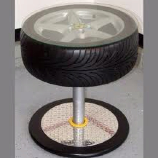 Best 25 tire table ideas on pinterest tyres recycle for How to make tire furniture