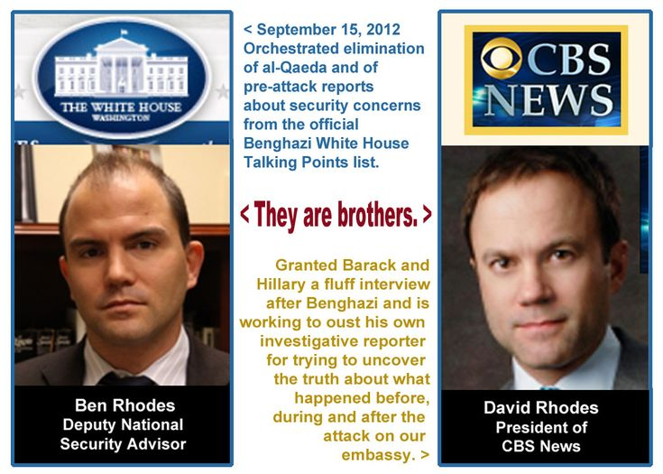 Deconstructing The CBS Report – Hillary Clinton/Benghazi Obfuscation…. | The Last Refuge