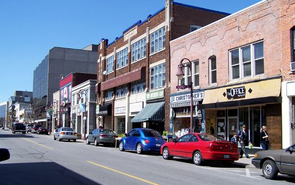 James St: The downtown area of St. Catharines was originally known as a storehouse for goods at the crossing of an Iroquois trail over Twelve Mile Creek. Curving trails formed the foundation of the downtown streets as they appear today. Our older downtown buildings reflect St. Catharines' history. Architectural landmarks reveal the stories behind the development of St. Catharines and its varying roles as the former seat of Lincoln County.   Walking Distances  Ontario & St. Paul Sts - 6…
