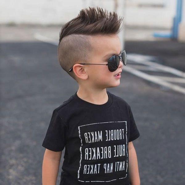 25 Cool Kids Mohawk Ideas The Best Little Boy Mohawk Haircuts 2021 Boys Fade Haircut Kids Hairstyles Boys Boy Haircuts Short