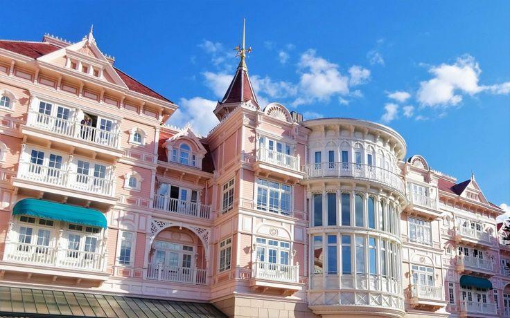 Диснейленд отель
