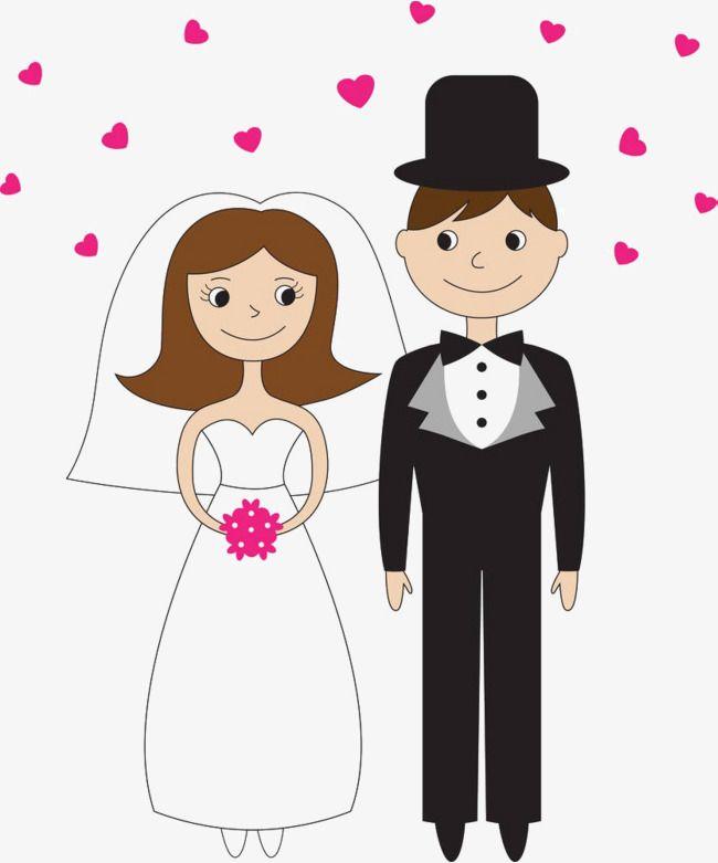Мужчинами днем, рисунок свадьба жених и невеста детский
