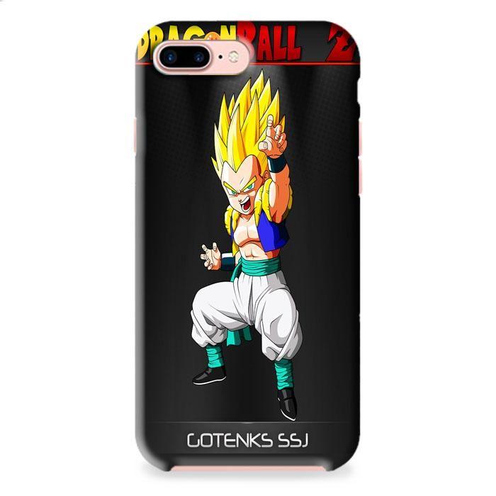 Dragon Ball Z Gotenks Ssj iPhone 7 Plus 3D Case Dewantary