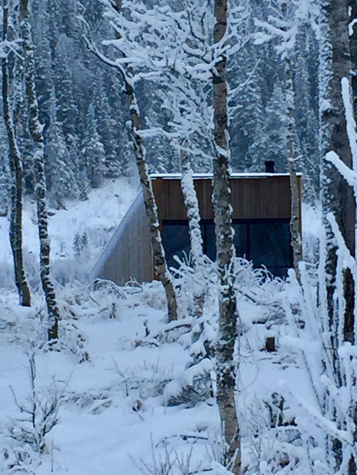 Hemsedal Tottelia, cabin, blue hour.....