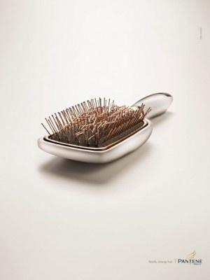 Pantene ile daha güçlü saçlar dedikleri böyle bir şey olsa gerek :)