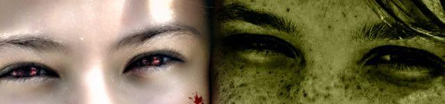 Vampire & zombie