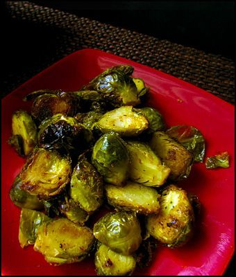 Roasted Brussel Sprouts {Thanksgiving Recap} | Cooking Is My Sport   – Vegetable…   – Roasted