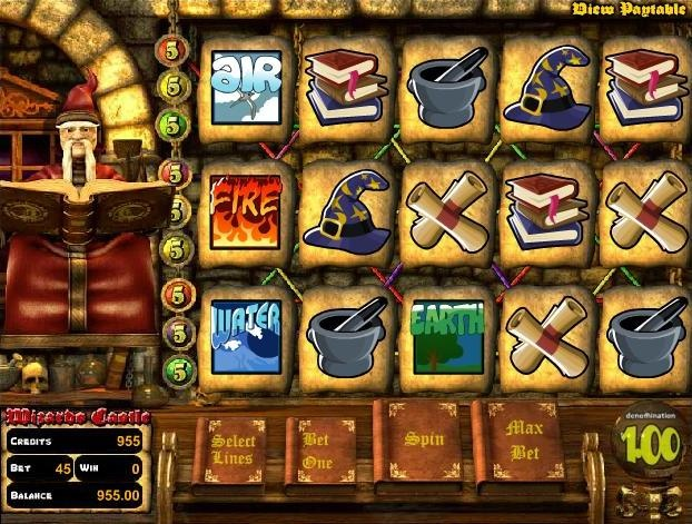 Wizards Castle Slots - Play Wizards Castle For Free