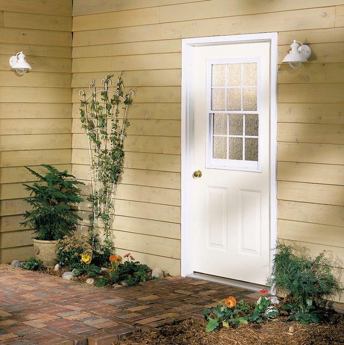 Venting Windows In 2020 Steel Doors Exterior Cottage Style Homes Exterior Doors