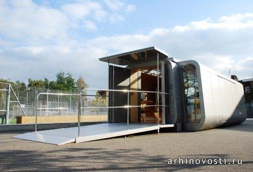 RIBA огласила специальный окончательный список номинантов своих премий. Лондон, Англия.   Школьный класс будущего(Classroom of the Future) от  Голлифер Лэнгстон Архитектс(Gollifer Langston Architects). Лондон, Англия.